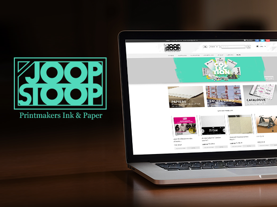 Site e-commerce Joop Stoop