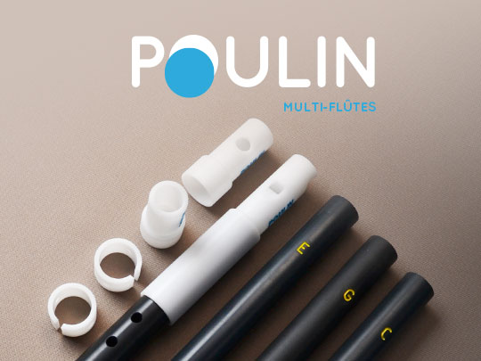 la multiflute Poulin