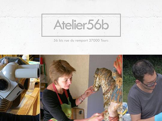 site de l'atelier56b
