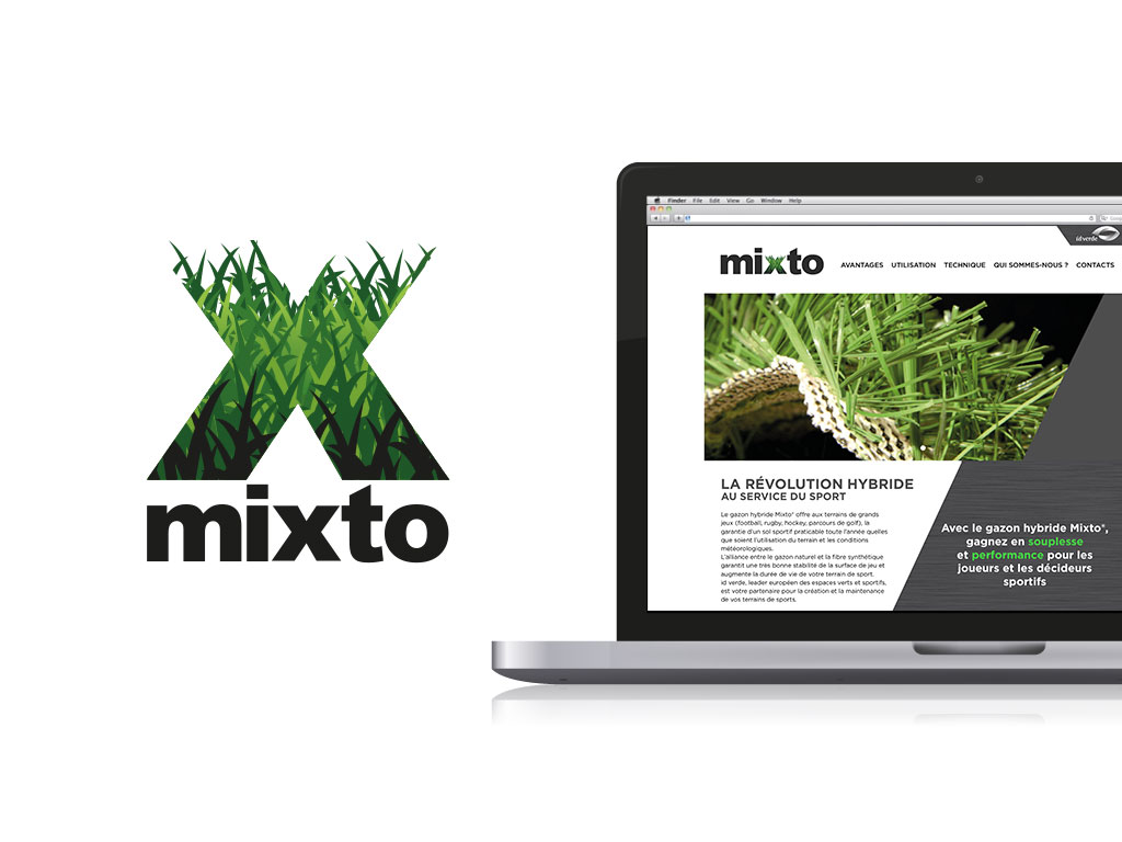 site web mixto