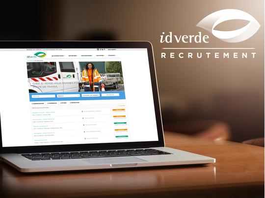 site web recrutement, bourse à l'emploi