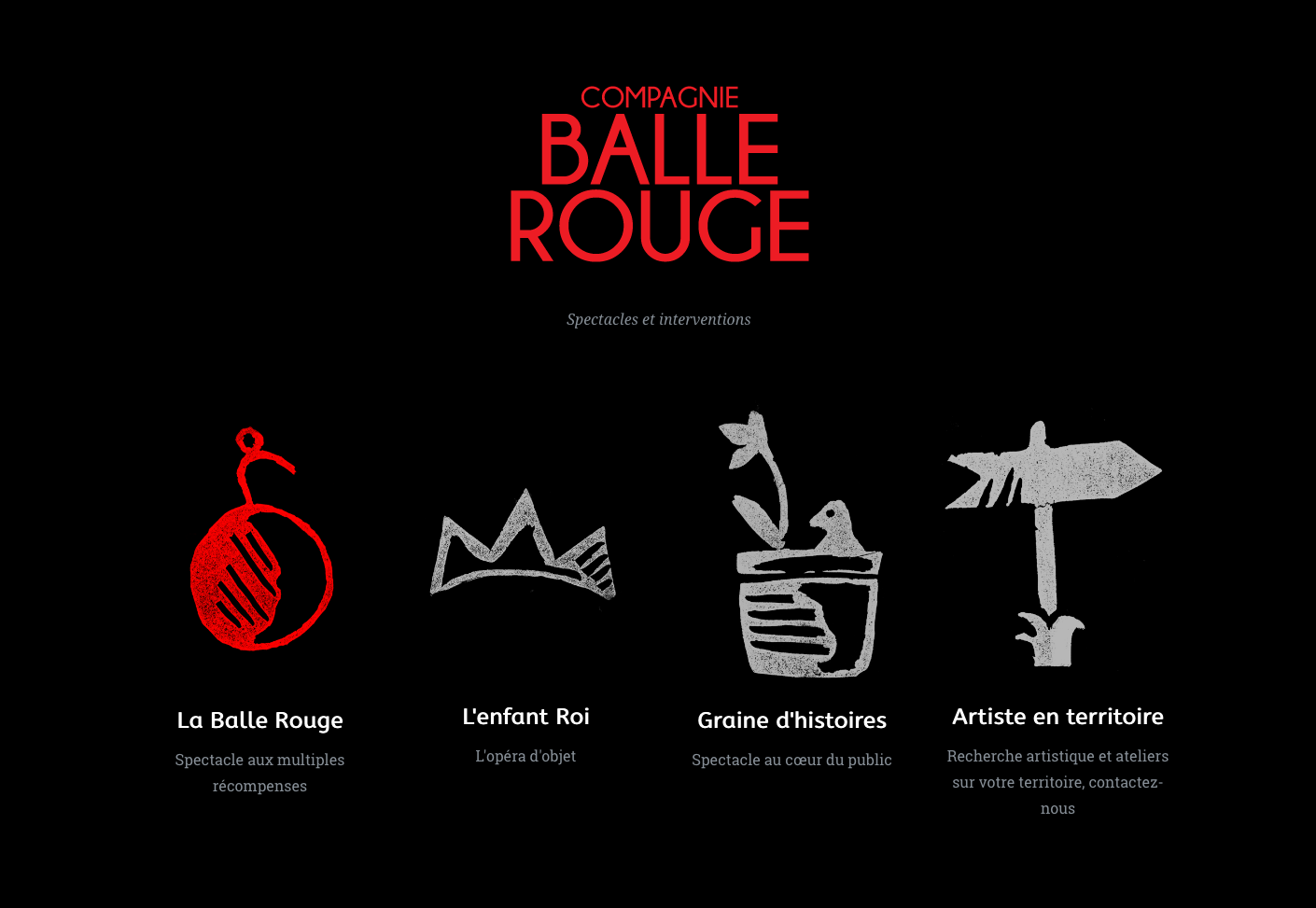 Compagnie Balle Rouge