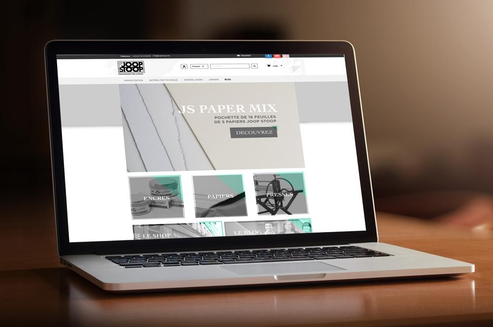 Joop Stoop Site Web