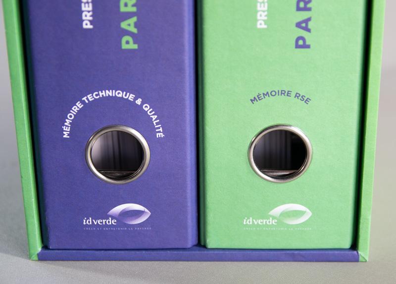 Design d'une réponse d'appel d'offre ADP - idverde